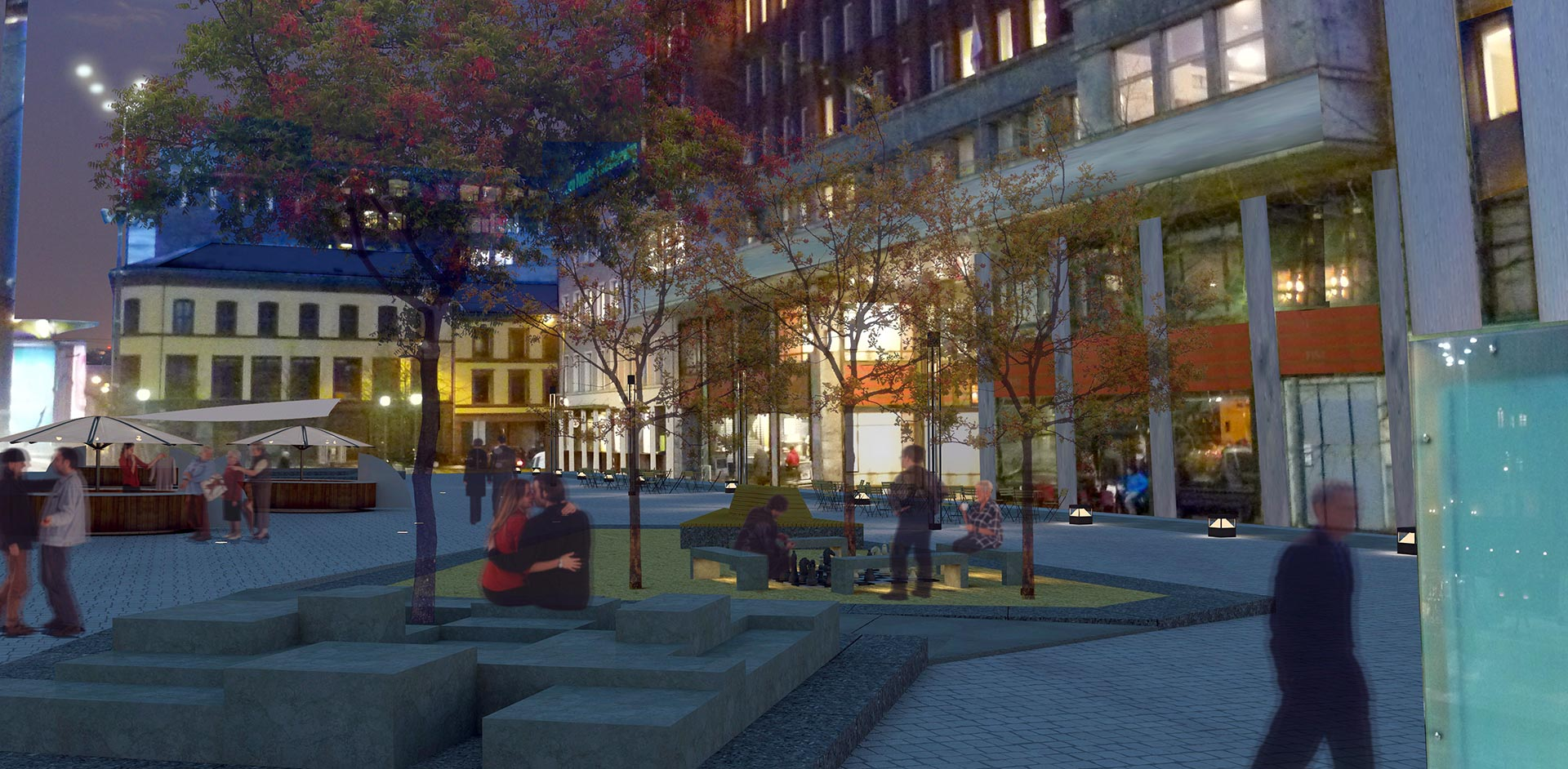 Youngstorget – Offentlig rom